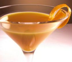 Fuzzy Comfort drink recipe - Rum, Slow Gin, Southern Comfort, Peach Schnapps, Orange Juice