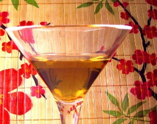 Cabaret drink recipe - Gin, Dry Vermouth, Benedictine, Bitters