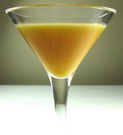 Nolan drink recipe - Gin, Malibu Coconut Rum, Orange Juice