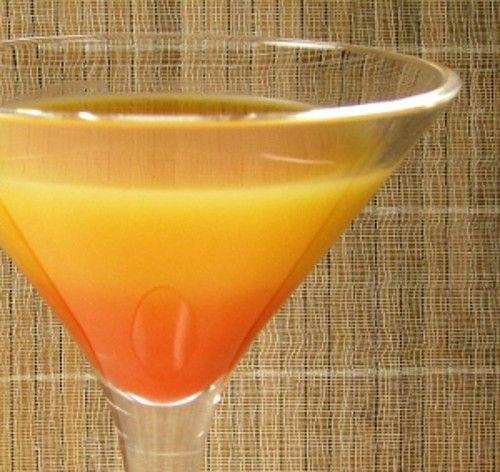 Sax with T. drink recipe - Crown Royal, Amaretto, Peach Schnapps, Pineapple, Orange, Grenadine