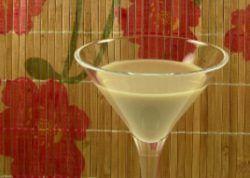 Fluffy Dog drink recipe - Cointreau, Bailey's Irish Cream