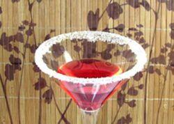 Polynesian Cocktail recipe - Vodka, Cherry Brandy, Lime