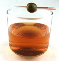 Ricky Martini recipe - Absolut Peppar, Absolut Mandarin, Cointreau, Cranberry, Rose's Lime