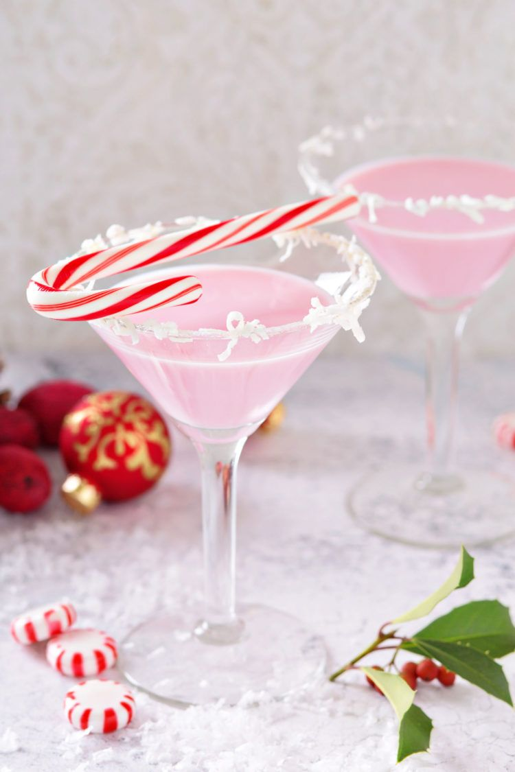 Boozy Christmas Drinks for Your Holiday
