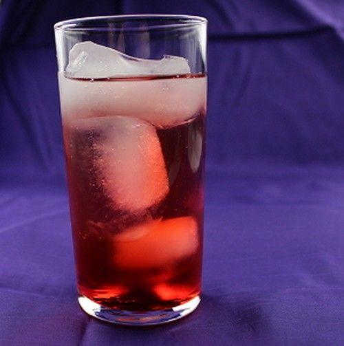 Mikado drink recipe - Brandy, Triple Sec, Creme de Noyaux, Grenadine, Bitters