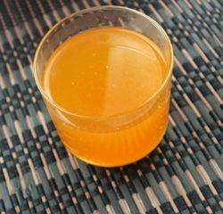 Fleur de Lys drink recipe - Kummel, Peach Schnapps, Tonic Water