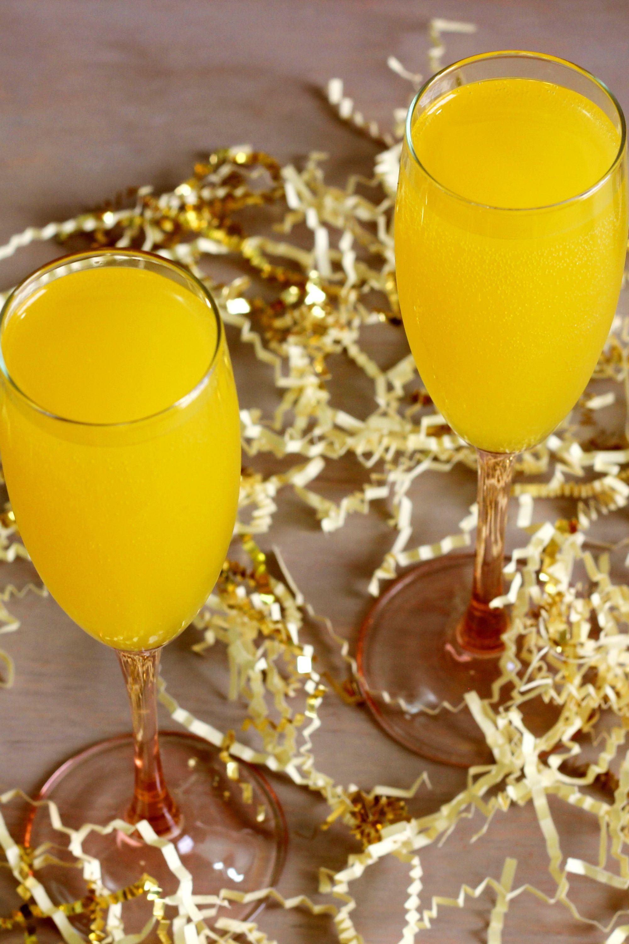 Mimosa Drink: Mimosa Drink Recipe