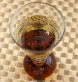 49er Gold Rush drink recipe - Goldshalger, Cuervo Gold Tequila