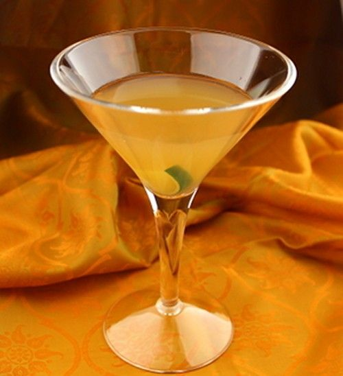 Double Standard Sour recipe - Gin, Scotch, Lime Juice, Simple Syrup