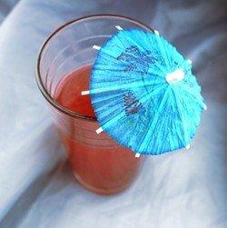 Purple Passion drink recipe - Vodka, Grapefruit Juice, Cranberry Juice, Grenadine