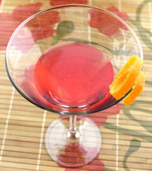 Saxon Cocktail recipe - Light Rum, Grenadine, Lime Juice