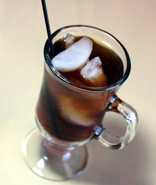 Godiva Polar Bear drink recipe - Godiva Liqueur, Peppermint Schnapps