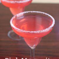 Pink Margarita Drink Recipe
