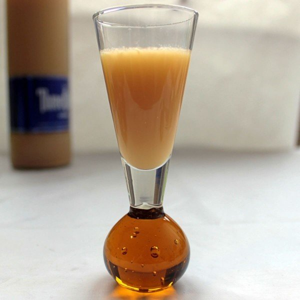 Salted Caramel Vodka Recipe Mix That Drink