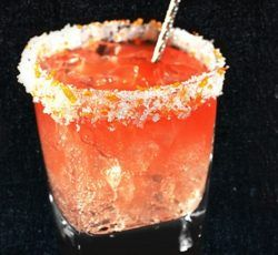 Revel 'n' Devil Ginger drink recipe - Tequila, Ginger Beer, Blood Orange, Lime
