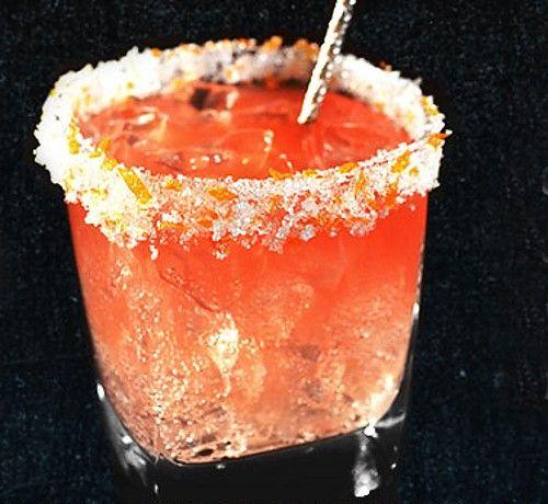Revel 'n' Devil Ginger drink recipe - Tequila, Ginger Beer, Blood Orange, Lime