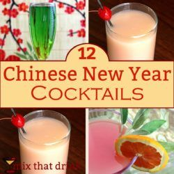 12 Chinese New Year Drinks