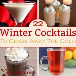 22 Winter cocktails to chase away the cold