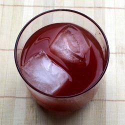 Woo Woo Cocktail recipe - Peach Schnapps, Vodka, Cranberry