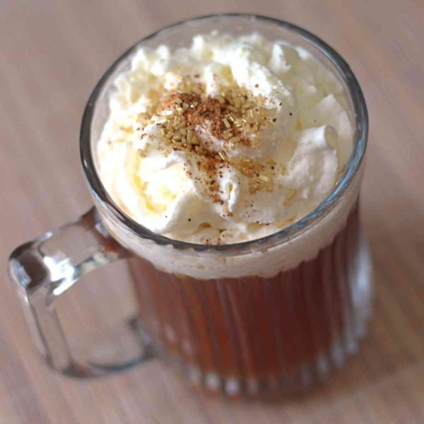 The Spanish Coffee is a coffee cocktail that features Licor 43, an uncommon liqueur that tastes of vanilla and spice, with distant hints of citrus. This recipe calls for 2 parts hot coffee and 1 part Licor 43.