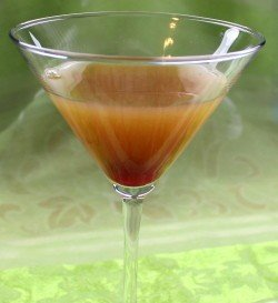 Toro drink recipe - spiced rum, vodka, sour mix
