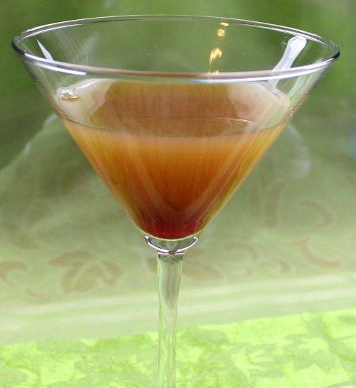 Toro drink recipe - spiced rum, vodka, sour mix