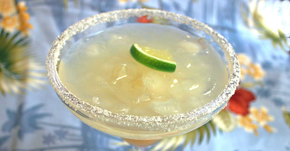 Jimmy Buffett's Margaritaville Perfect Margarita | Mix That Drink