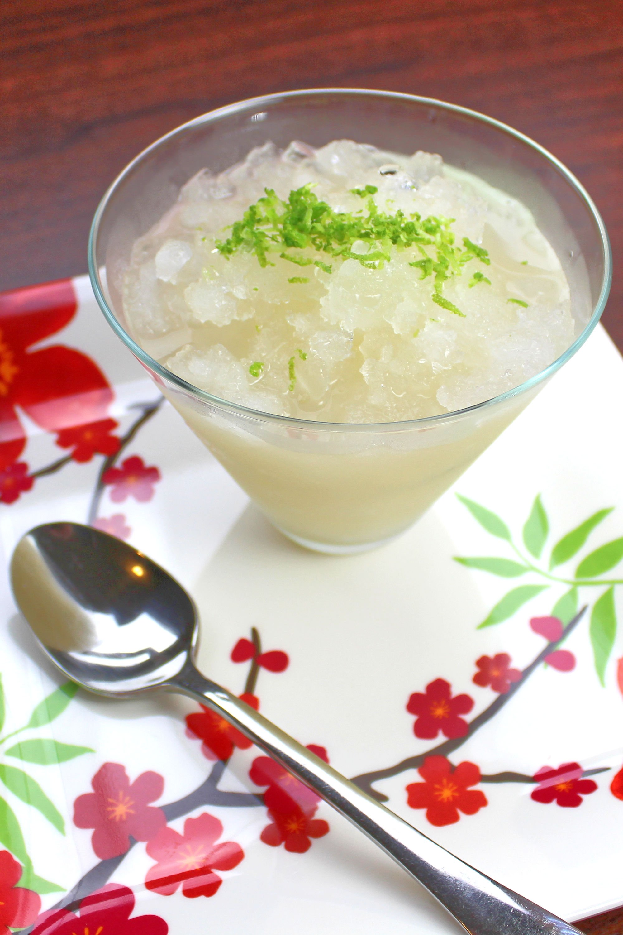 Margarita Granita - Mix That Drink