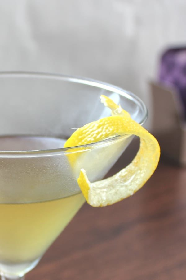 Closeup of Summer Heat Cocktail