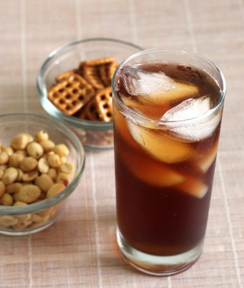 Kevin's Special Blend drink recipe - Rye Whiskey, Iced Tea Mix, Cold Water