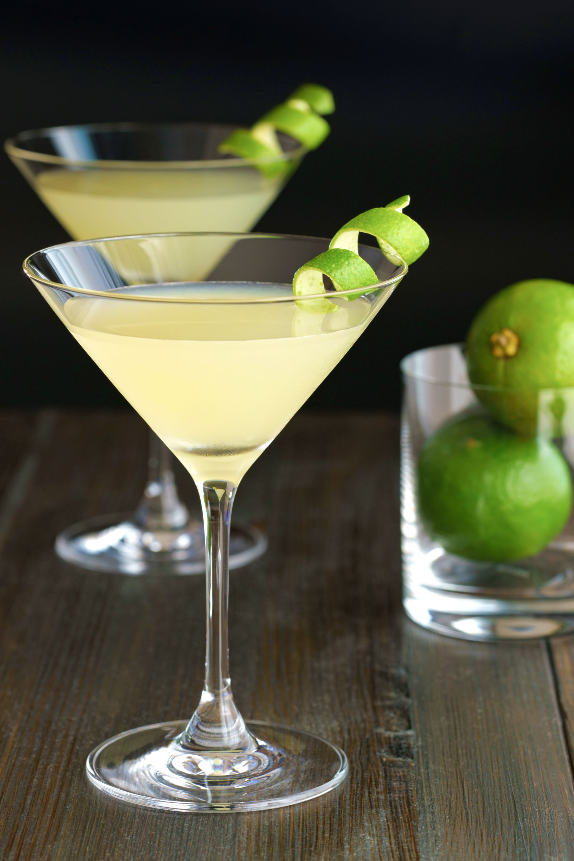 The Elderflower Martini cocktail recipe blends St. Germain liqueur with gin, vermouth and lime juice. It's one of those cocktails that's delicious with almost any food or on any occasion.