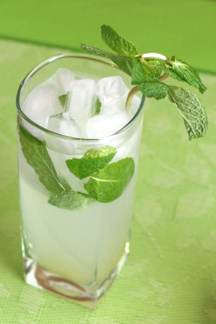Nojito Mocktail