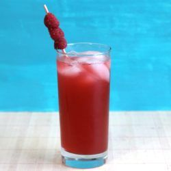Red Frog drink recipe: Chambord, Crown Royal, amaretto, cranberry Juice