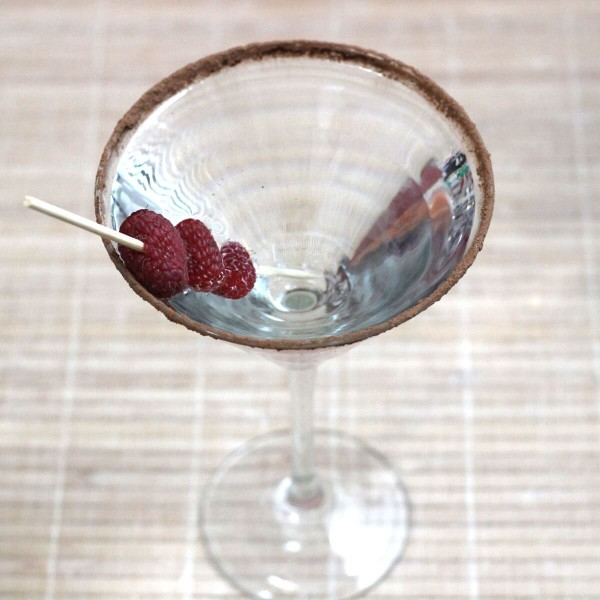Two variations on the Chocolate Raspberry Martini, both of which taste like a blend of chocolate and raspberry. Whichever version you choose, this is a delicious martini that most everyone loves.