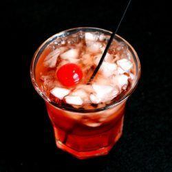 Devon Air drink recipe: Applejack, gin, dry cider, grenadine