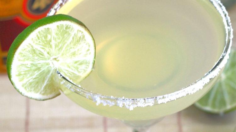 Honey Vanilla Margarita Drink Recipe