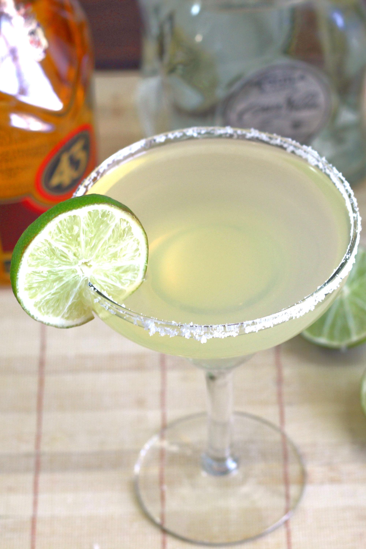 Margarita Drink: Honey Vanilla Margarita Drink Recipe