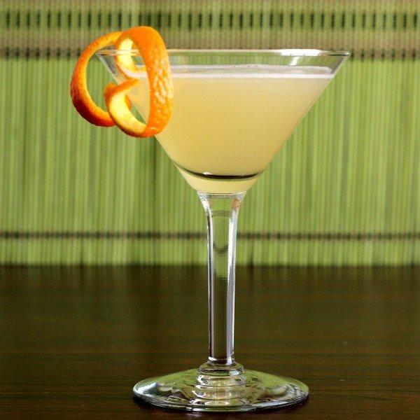 Gin Aloha Cocktail