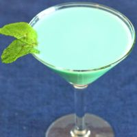 Grasshopper Drink Recipe