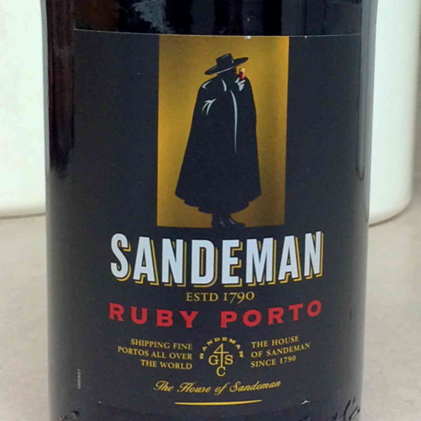 Check out these tasting notes for Port. It's a fortified wine, traditionally made in Portugal. It is typically drunk as an apertif or a dessert wine, because it's sweeter than red wine.
