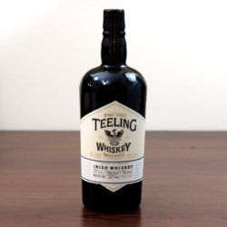 Bottle of Teeling Small Batch Irish Whiskey