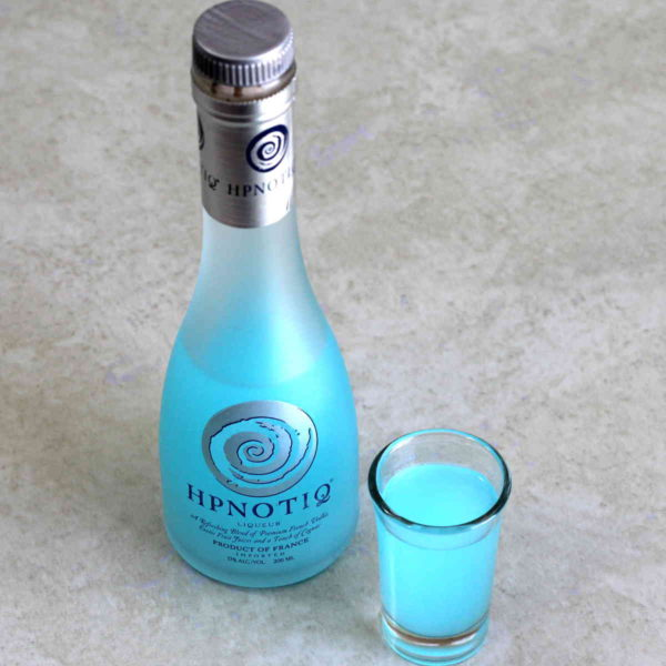 Hpnotiq is a low-alcohol liqueur with a distinctive light blue color and tropical fruit flavor. Click through to read my review and tasting notes of this sweet, delicious liqueur.