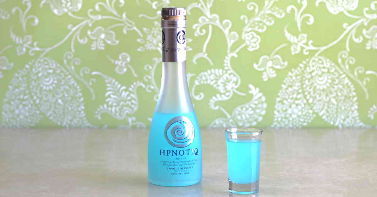 What does Hpnotiq taste like? - Mix That Drink