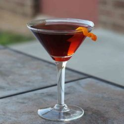 The Boulevardier Drink Recipe
