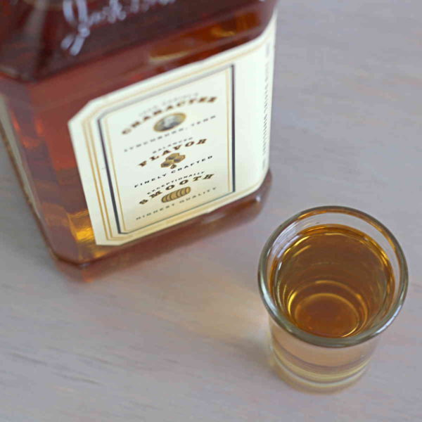 Review and tasting of Jack Daniels Tennessee Honey.