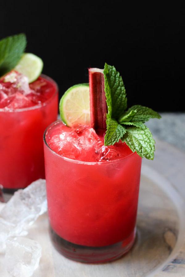 Raspberry-Rhubarb-Margaritas_