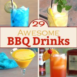 29 Awesome BBQ drinks for your next barbecue