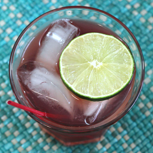 The C&T Cocktail was created by one of our readers, Michael Julian, along with with a friend. It's based on the Cranberry Gin, but to that delicious combination, it adds flavors of orange and lime.