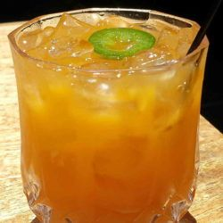 Spicy Apricot Margarita Recipe
