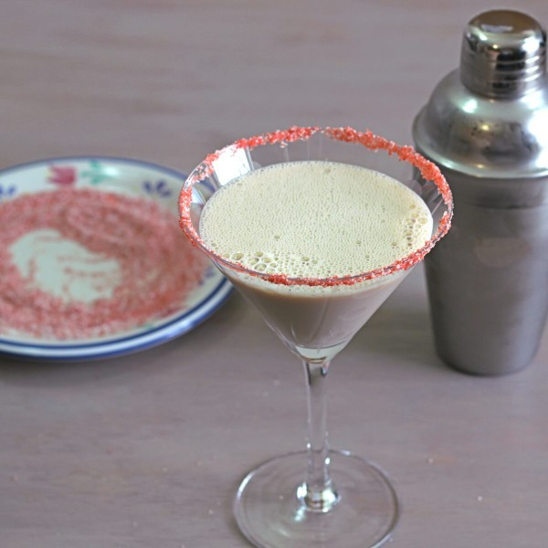 The Creamy Chocolate Raspberry cocktail has a simple flavor that blends chocolate and raspberry with a base of vanilla. It's a sweet, delicious combination, which makes it a wonderful dessert drink.